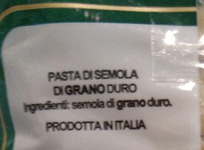 gnocchetti sardi - Ingrédients - it
