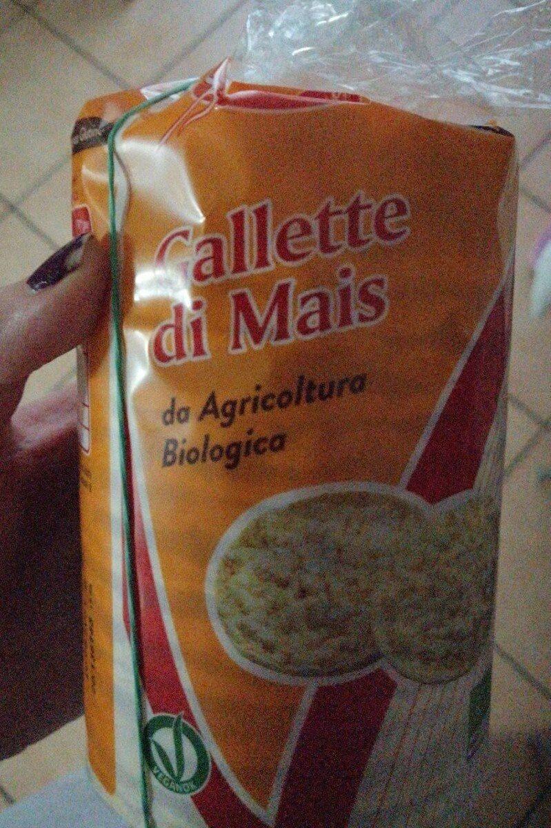 Gallette di mais - Product - it