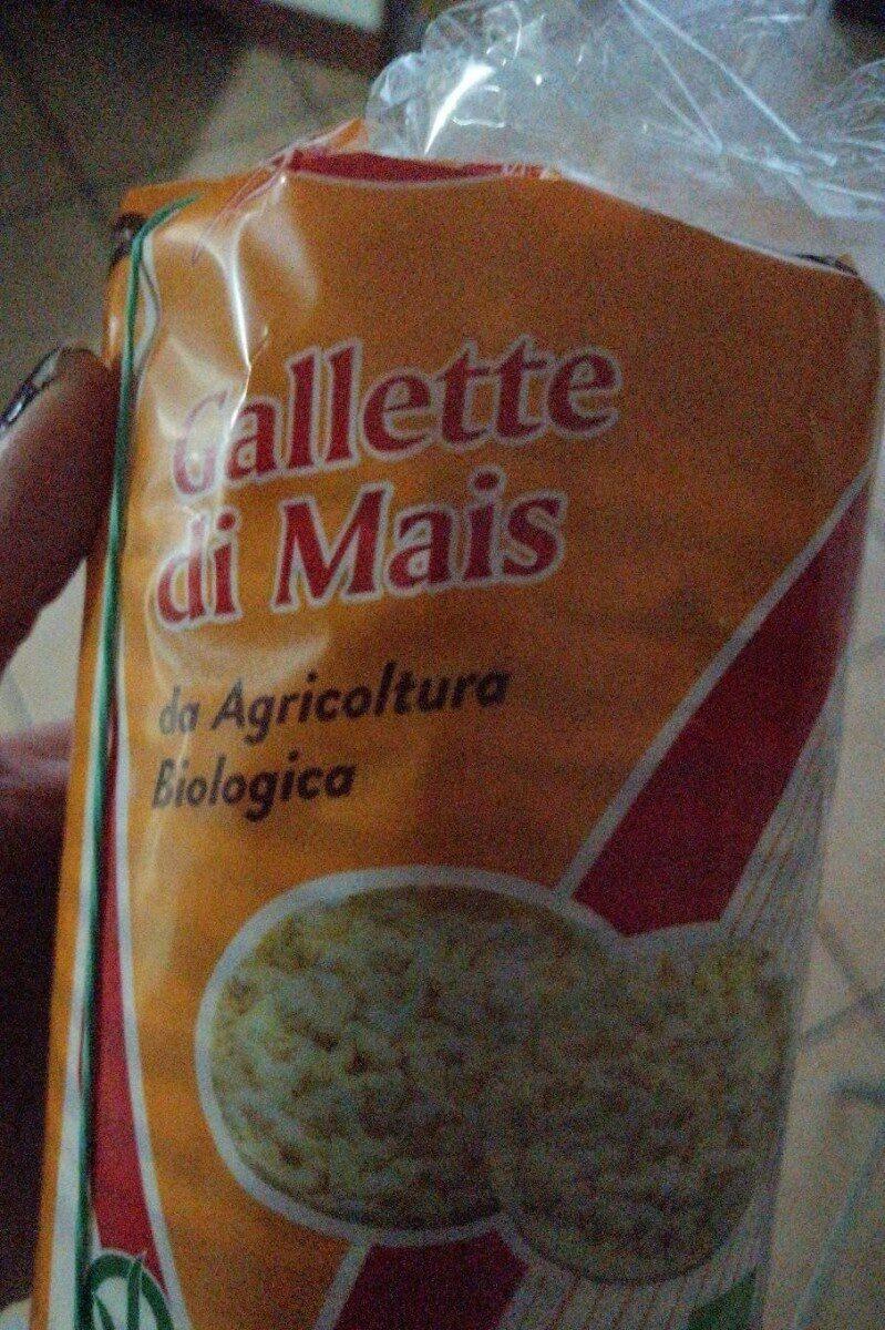 Gallette di mais - Nutrition facts - it