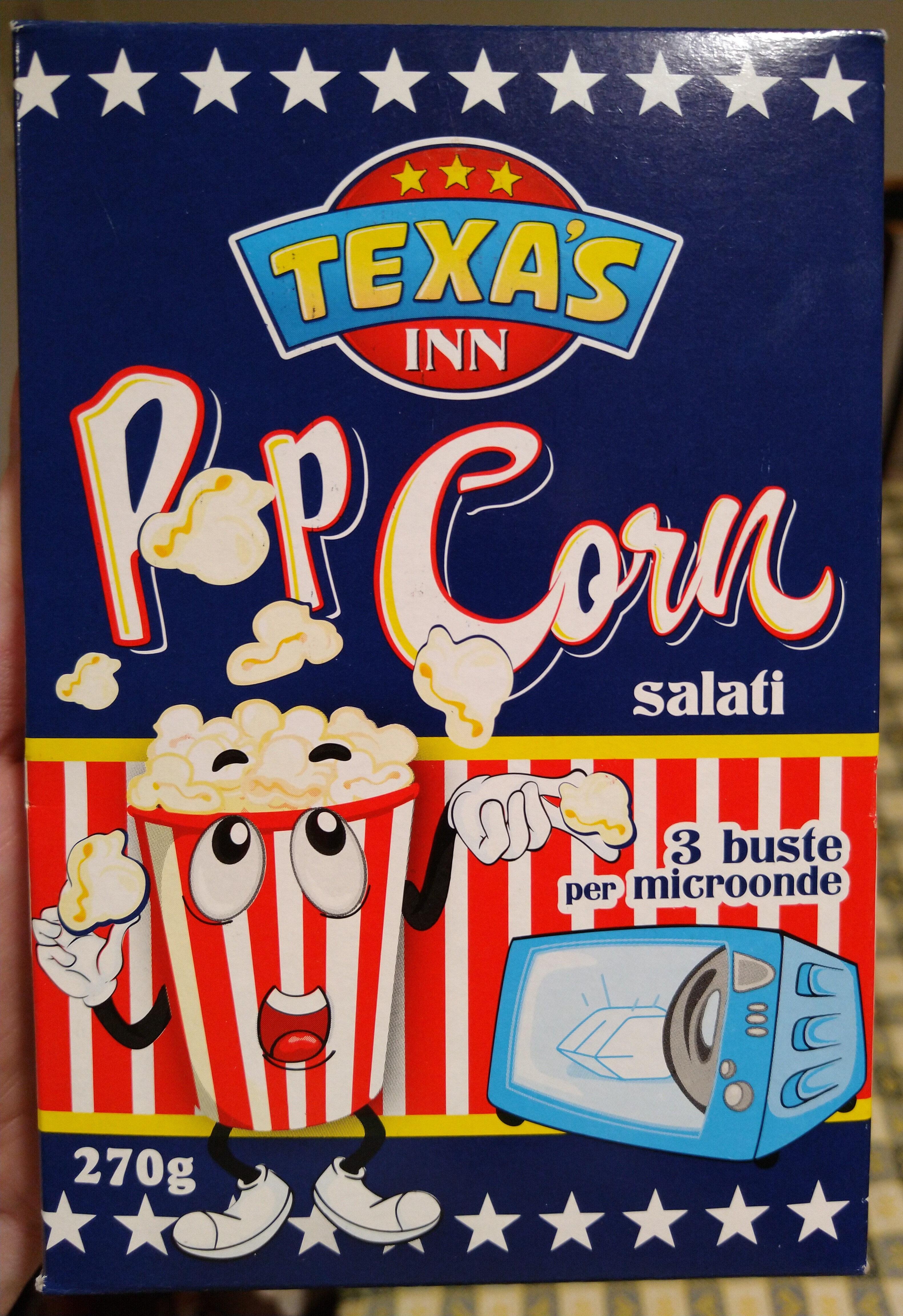 pop corn salati - Prodotto - it