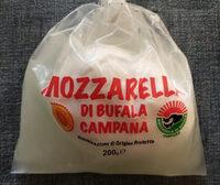 Mozzarella Di Bufala Campana - Product - it