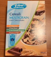 Cereali multigrain con cioccolato - Produit - it