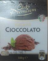 Gelato cioccolato - Produit - it