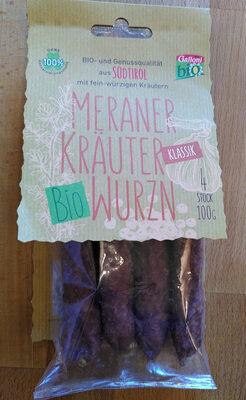 Meraner Kräuterwurzn - Produkt - de