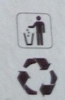 Fusilli de riz complet à la betterave bio sans gluten - Istruzioni per il riciclaggio e/o informazioni sull'imballaggio - fr
