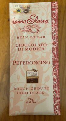 Cioccolato modica peperoncino - Prodotto - it