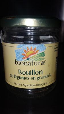 bouillon de légumes en granules - Product