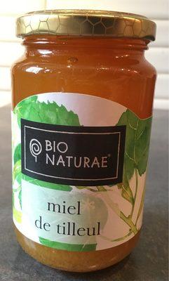 Miel de Tilleul - Produit - fr