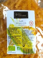 Epicerie / Céréales, Graines, Pâtes, Riz / Pâtes Blanches - Produit - fr