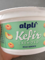 kefir cremoso pesca e albicocca - Prodotto