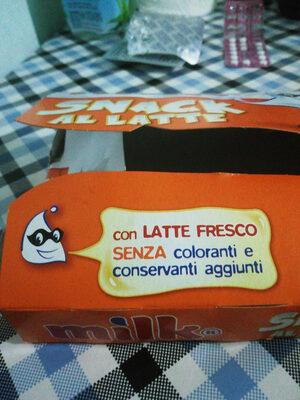 milk snack al latte - Product