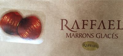 Marrons Glacés - Product
