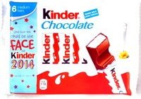 Kinder Chocolate - Product