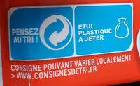 Kinder country barre de cereales enrobee de chocolat 1 barre - Istruzioni per il riciclaggio e/o informazioni sull'imballaggio - fr