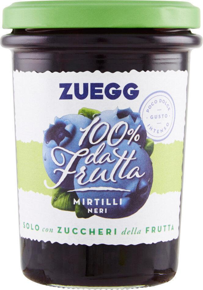 100% da frutta - mirtilli neri - Prodotto - it