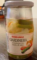 Giardiniera con aceto di vino - Product - it