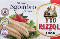 Sgombro - Produit - en
