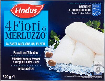 Fiori di merluzzo - Produit - en
