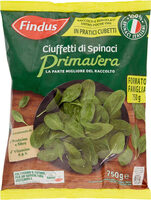Spinaci primavera - Product - it