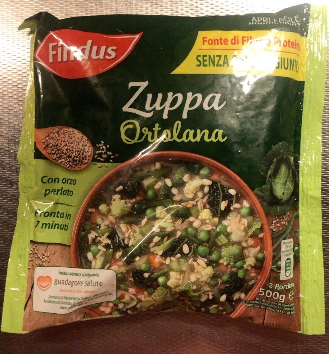 Zuppa Ortolana - Produit - it