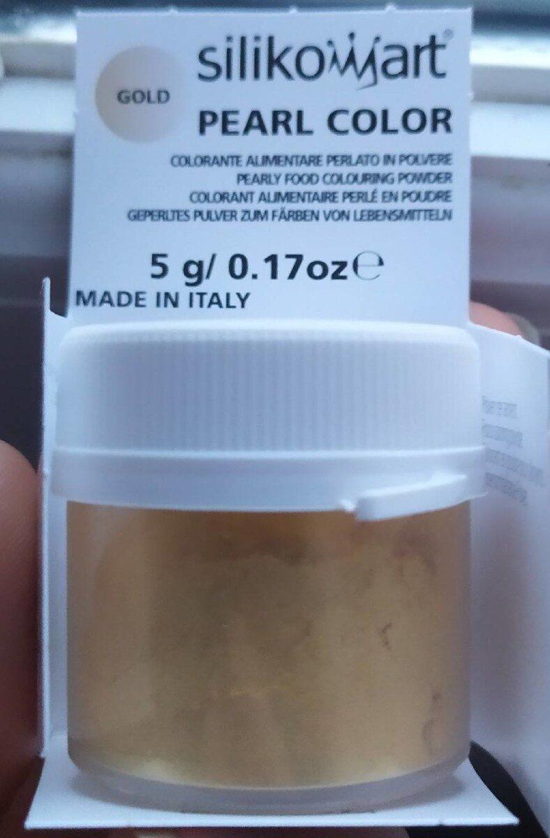 Colorant alimentaire perlé en poudre - Produit