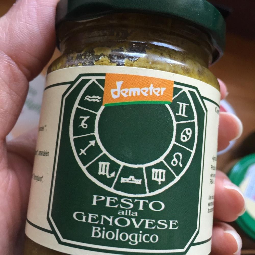 Pesto  genovese - Produit