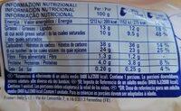 Maxibon cereal mix - Información nutricional - es