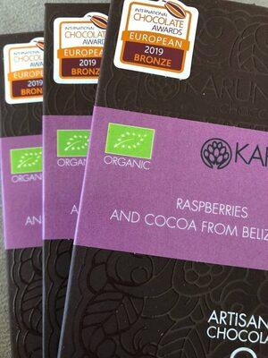 Cioccolato lampone - Product - nl