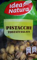Pistacchi tostati e salati - Product - it