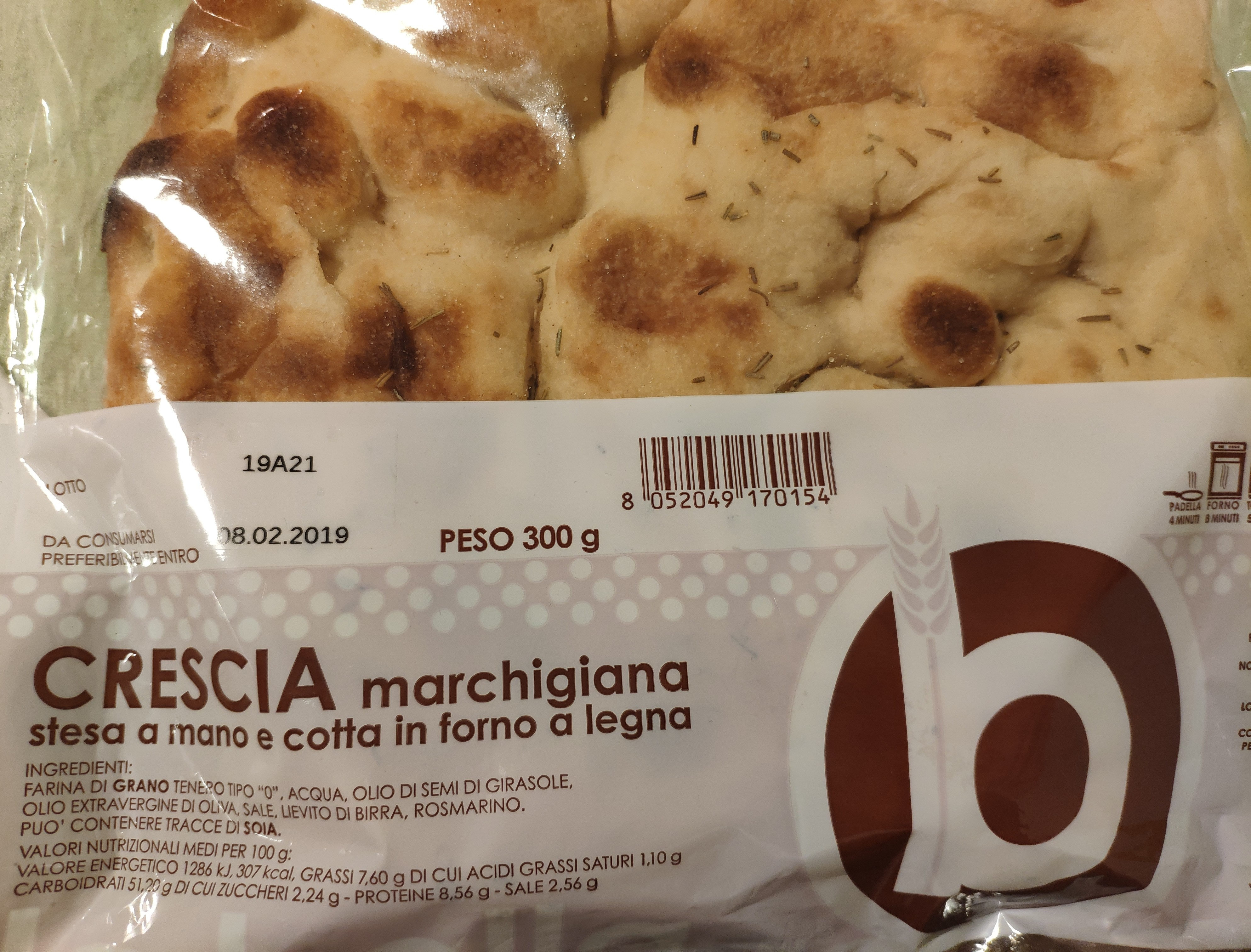 Crescia marchigiana - Product - it