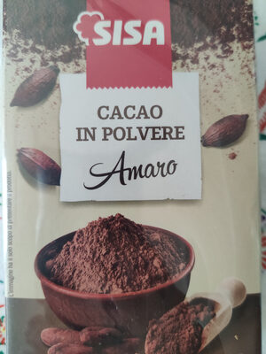 cacao in polvere amaro - Product - it