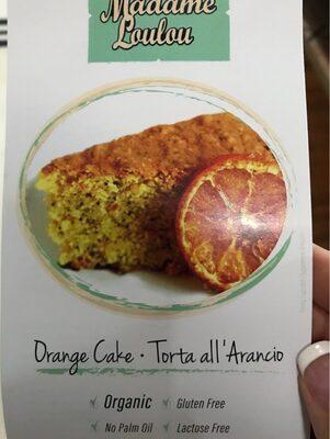 Orange cake - Product
