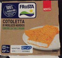 Cotoletta Merluzzo Nordico - Produit - it