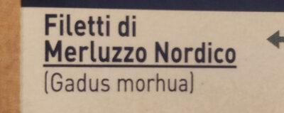 Merluzzo nordico - Ingrédients - it