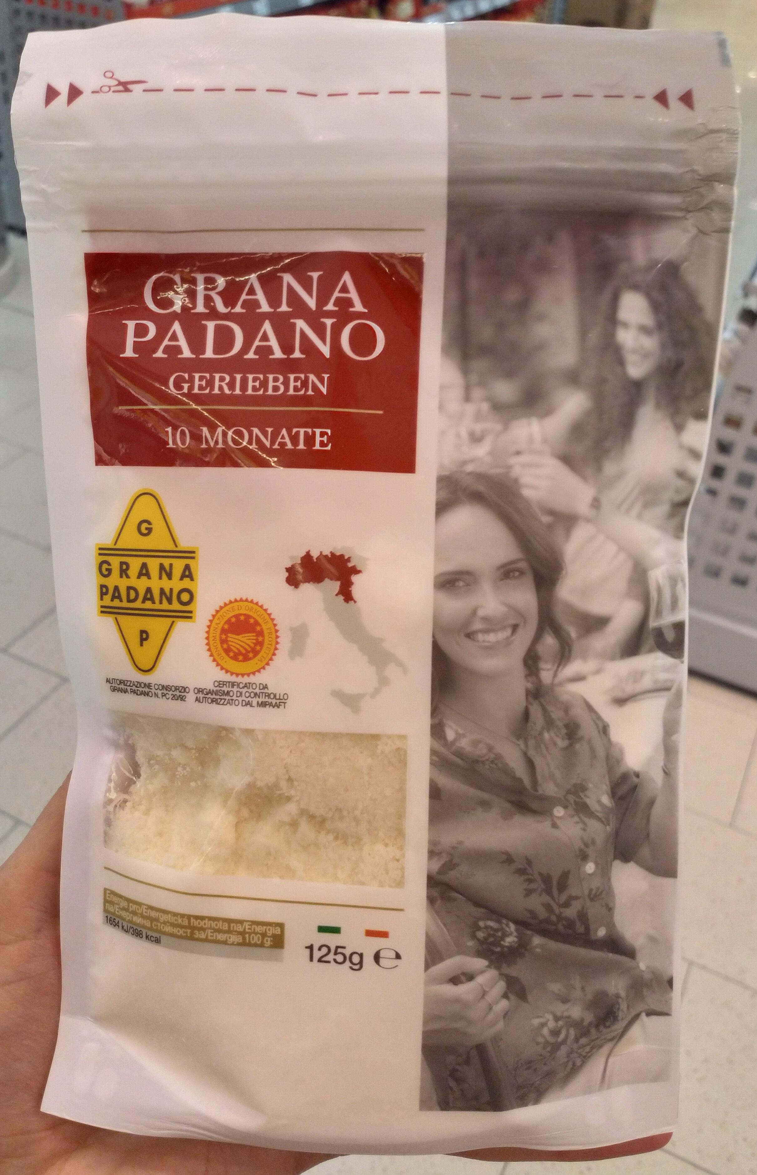Grana Padano  käse - Produit - de