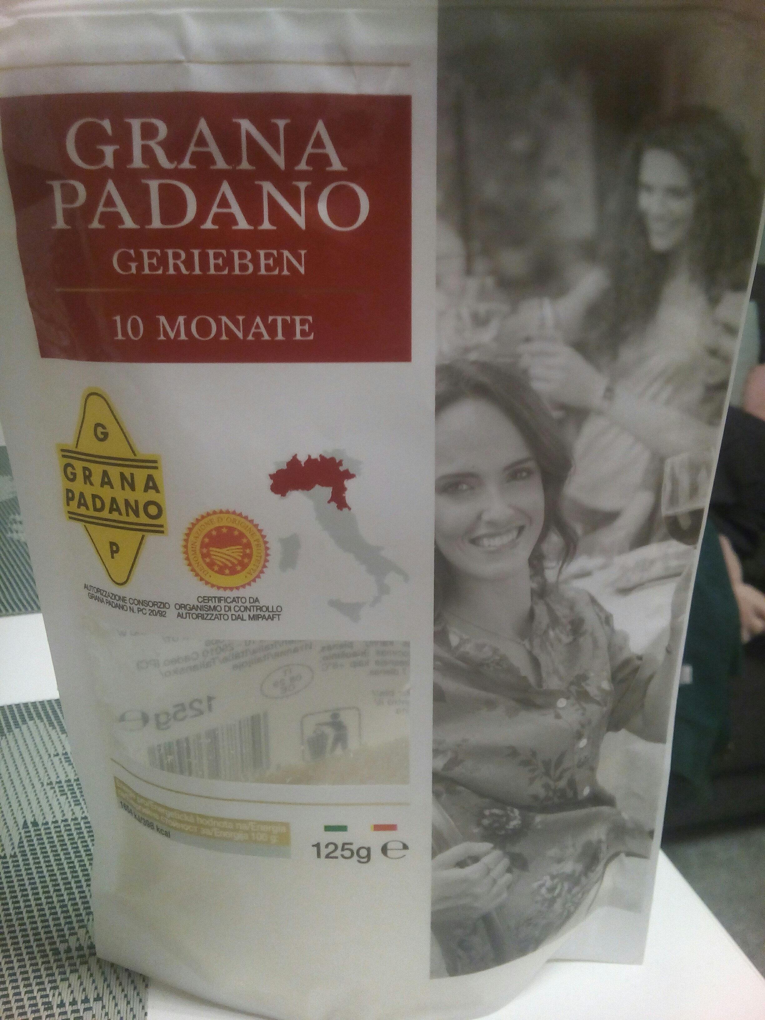 Grana Padano - Product