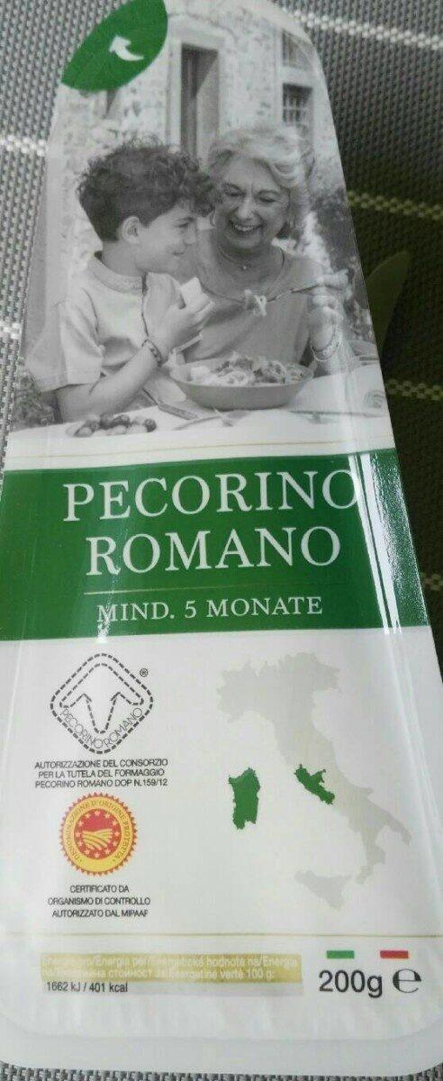 Pecorino Romano - Product - en