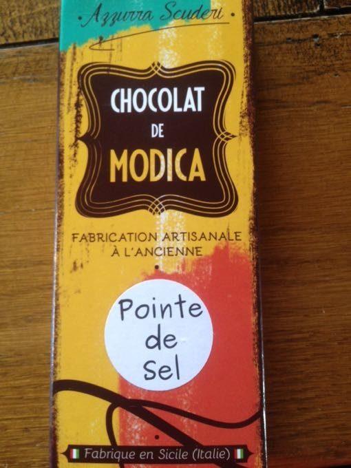 Chocolat De Modica - Produit