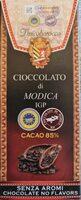 Cioccolato di modica - Prodotto - it