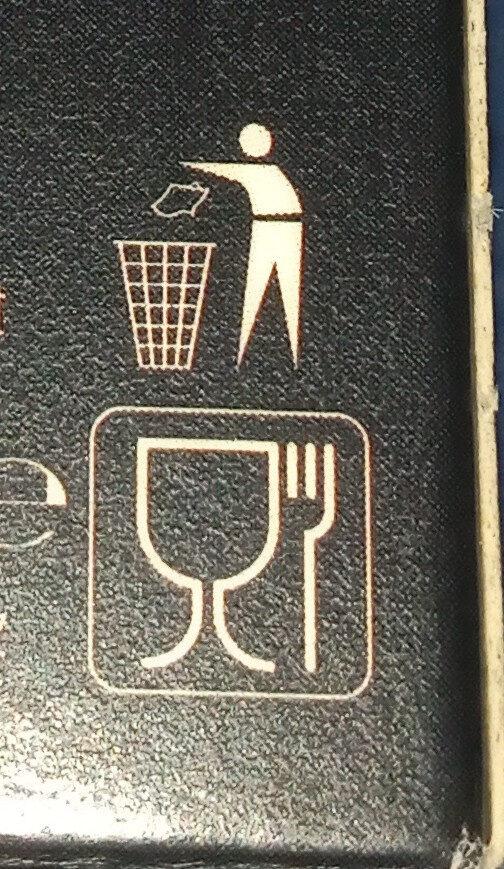 Cioccolato di modica - Istruzioni per il riciclaggio e/o informazioni sull'imballaggio - it
