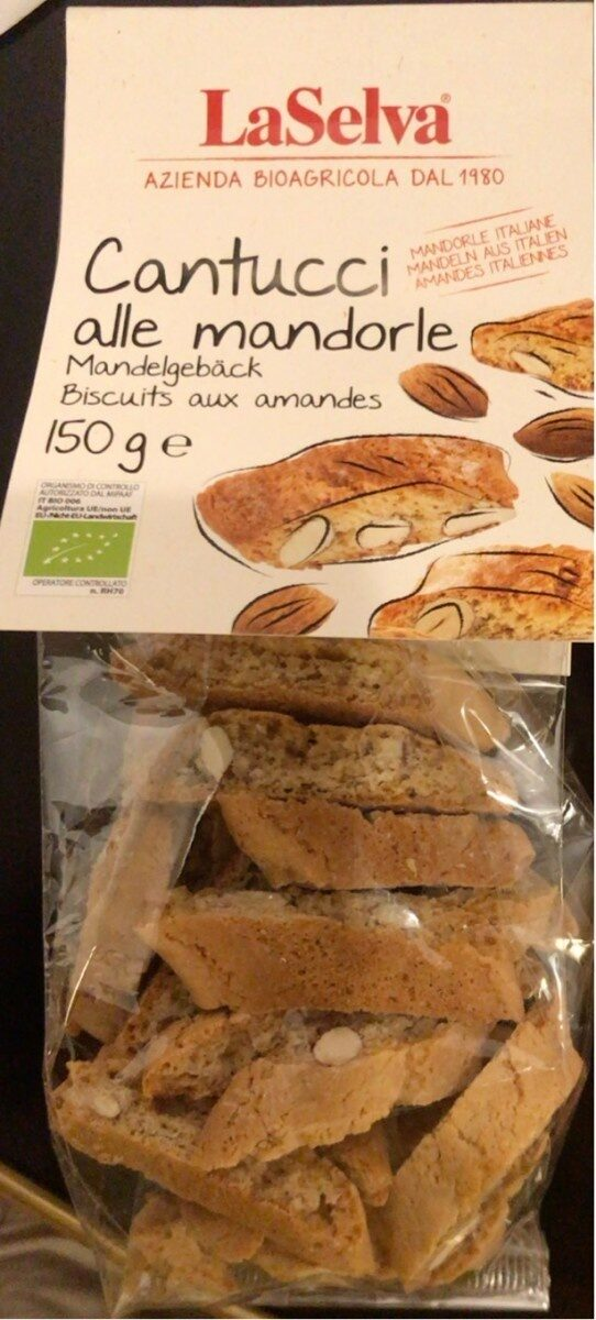 Cantucci alle mandorle - Product - fr