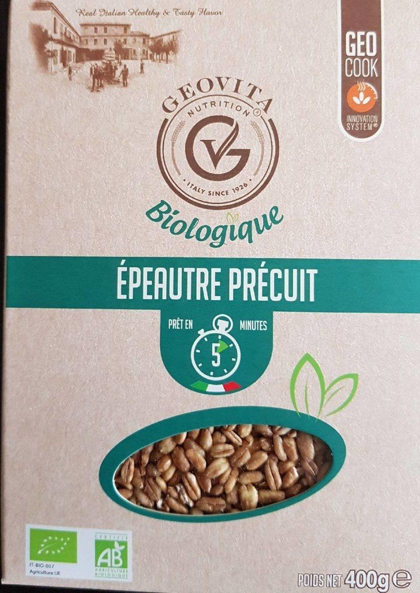 Epeautre précuit - Product - fr
