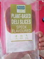 Plant-based deli slices - Produit