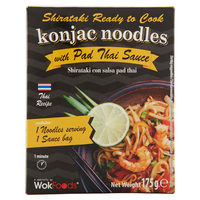 Shirataki ready to cook with pad thai sauce - Product - nl