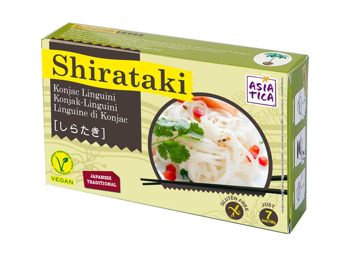 Shirataki konjac Linguini - Product - en