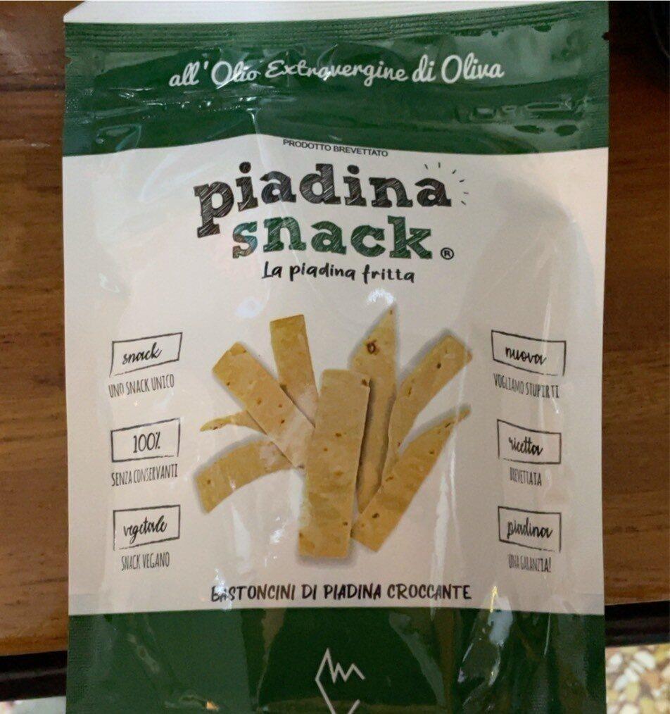 Piadina snack olio - Prodotto - it