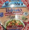 nutrimix insalata con salmone - Prodotto