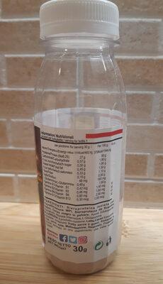Whey protein 100% - Ingredients - it
