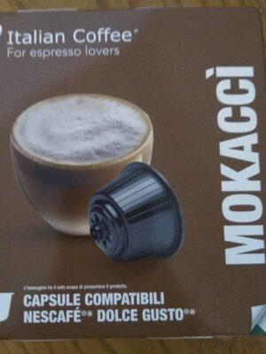 Cápsulas café