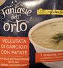 vellutata di carciofi con patate Fantasia dell'orto - Product